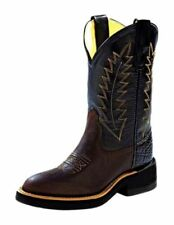 Cowboy Leather Shoes for Boys
