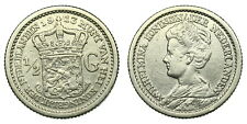 Netherlands - ½ Gulden 1913