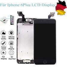 Display Für iPhone 6 PLUS LCD Retina Glas Scheibe KOMPLETT VORMONTIERT SCHWARZ