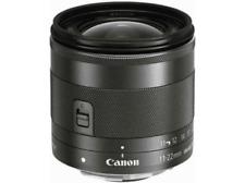 Objetivo Evil - Canon EF-M 11-22 mm f/4-5.6 IS STM