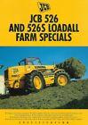Farm Equipment Brochure JCB - 526 526S - Loadall Farm Special - 1997 (F7366)