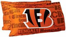 Cincinnati Bengals 2 Pack Team Pillowcases