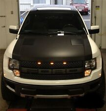 wrap film for Ford Raptor hood graphics