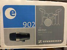 Sennheiser E902 Cardioid Kick Drum and Bass Microphone *NEW*