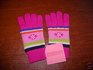 NWT Gymboree candy shoppe shop mittens gloves 3 3t 4t 4