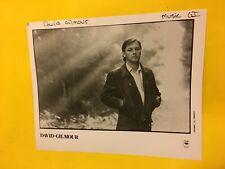 "David Gilmour Press Photo 8x10"", (Pink Floyd), Columbia 1984."