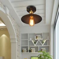 New Vintage Industrial Retro Loft Metal Ceiling Lamp  Pendant Light Modern