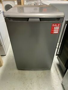 BEKO FXS3584S Freestanding  Undercounter Freezer - Silver