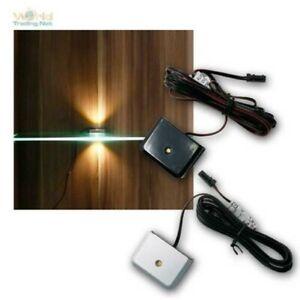 3D LED Éclairage pour Chant en Verre Individuels Pince 12V,3 Pages Éclairage,