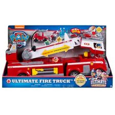 PAW Patrol Kids Ultimate Rescue Fire Truck with Extendable 2 ft. Tall Ladder