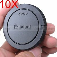 10x Body Cover Cap for Sony E-mount Micro SLR Camera a7II a7 a6000 a5100 a5000