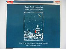 """Rolf Zuckowski   Eine Chance für das Weihnachtsfest 5"""" Promo Maxi - CD 1996 rar!"""
