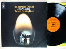 Mahavishnu Orchestra The Inner Mounting Flame A1 B2 UK LP CBS 64717 1972 EX