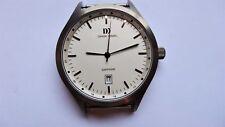 Danish Design Sapphire Titanium Watch quartz