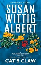 Cat's Claw A Pecan Springs Mystery