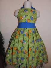 ADVENTURE TIME CUSTOM BOUTIQUE DRESS SIZE 2T 3T 4T 5T 5/6 NEW!