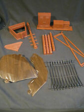 Mego Planet of the Apes Treehouse Parts Lot #2