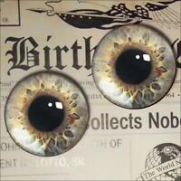 Glass Doll Eyes 6mm Python Snake Realistic Reptile Eye Jewelry Taxidermy Art