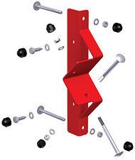 Winnetoo Schaukelbalkenhalter rot  für Spielturm Schaukelanbau Tüv 1668