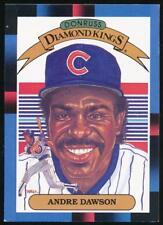 1988 Donruss Diamond Kings #9 Andre Dawson Chicago Cubs