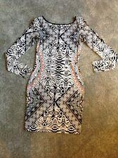 Lipsy Stretchy Dress Size 10.