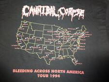 Death Metal Shirt TS XXL Autopsy Repulsion Benediction