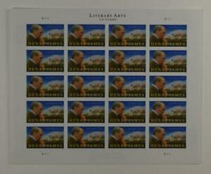 US SCOTT 5105 HENRY JAMES PANE OF 20 STAMPS 3 OZ RATE MNH
