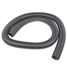 "32mm 1.25"" Heavy Duty PVC Flexible Garden Fish Pond Hose Flexi Pipe Silver hose"