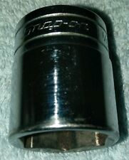 """Snap On Tool USA 1/2""""Drive Socket SAE 6-Point 1-1/8"""" TW361 Shallow"""