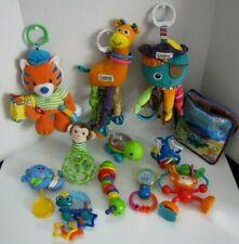 Baby Toys Rattles Teethers Plush Developmental Sensory Play Toys