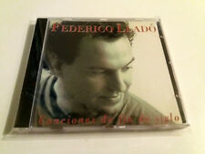 """FEDERICO LLADO """"CANCIONES DE FIN DE SIGLO"""" CD 10 TRACKS"""