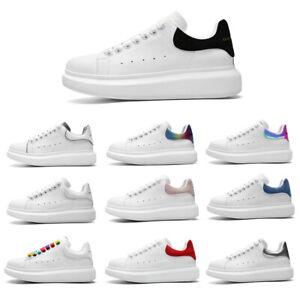 Alexander McQueen2021 Freizeit Sneaker Luxury Sportschuhe  Herren Damen Sneakers