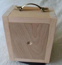 Pinhole 4 x 5 Wood Film Camera # 529