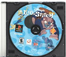 Video Game Only - LILO & STITCH - Sony Playstation