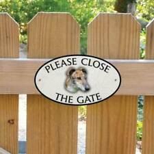 Fence/Gate Plaque