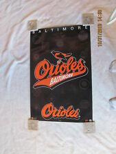 New listing MINT NO PIN HOLES 1994 BALTIMORE ORIOLES CAL RIPKEN JR. HAYDAY BASEBALL POSTER