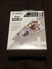 Canon - Ivy Cliq + 2 Instant Film Camera - Iridescent white - FREE SHIPPING