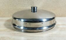 Farberware 344A Stainless Steel Skillet High Dome Replacement  Lid Only