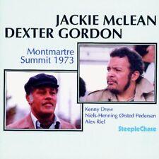 Jackie McLean and Dexter Gordon - Montmartre Summit 1973 [CD]