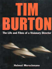 Tim Burton: The Life and Films of a Visionary Director-ExLibrary
