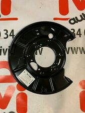 Mercedes W220 S Class  REAR BRAKE DISC BACK PROTECTION PLATE RIGHT side NEW