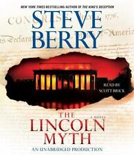 Cotton Malone: The Lincoln Myth by Steve Berry (2014, CD, Unabridged)