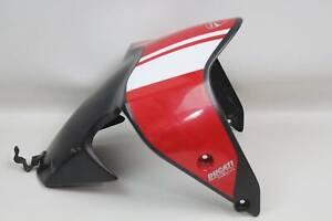Ducati Monster 1200S 1200 15 1200R Carbon Front Fender Mudguard Fairing Cowl