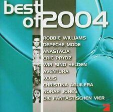 Best of 2004 (EMI) Robbie Williams, Depeche Mode, Anastacia, Fanta 4, J.. [2 CD]