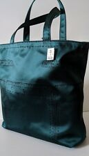 NWT YVES SAINT LAURANT TEAL TOTE