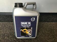 GENUINE VOLVO OIL FOR D4 VED DIESEL / PETROL - 0W/20 4 LITRES V40 XC60 XC90 XC60