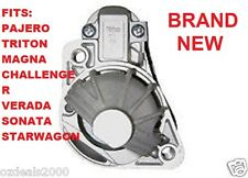 Mitsubishi Pajero Starter Motor fits NF NG NH NK NL NM NP 6G72 6G74 3.L 3.5L V6