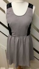 Gorgeous THERAPY Ladies Dress With Lace BNWT Size 16 UK
