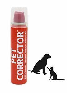 Corrector Dog Training Spray Stops Unwanted Behaviour - Corrector Spray Stops ..