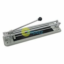 Hand Tile Cutter 400mm Steel Guide Bar Tungsten Carbide 5 - 10mm Cutting Depth